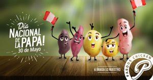 30 de mayo 2017: El Día Nacional de la Papa, ¡Orgullo Peruano!