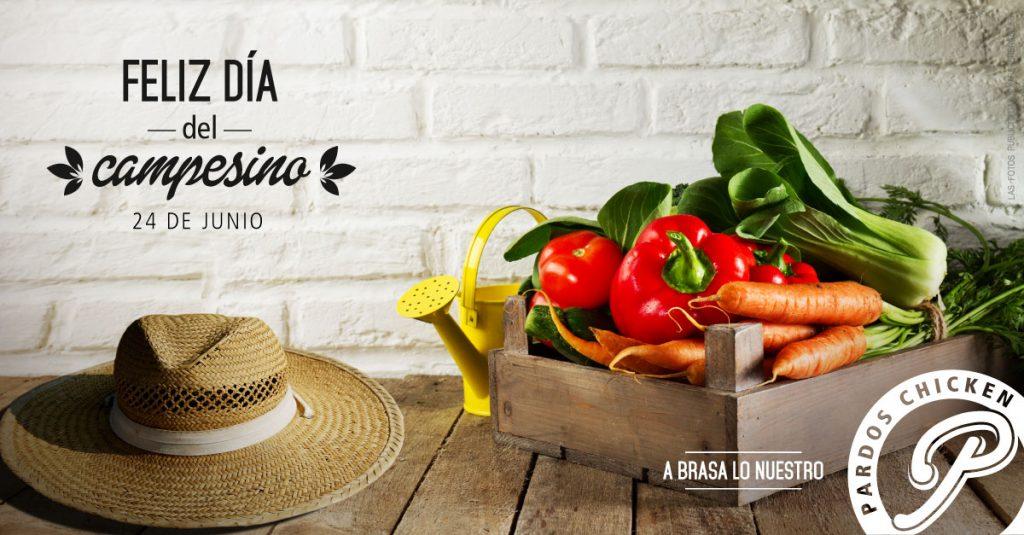Dia del Campesino en Peru | Pardos Chicken